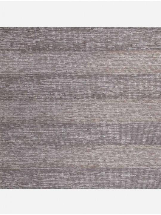 Штора плиссе тканевая Тигрис перла коричневый