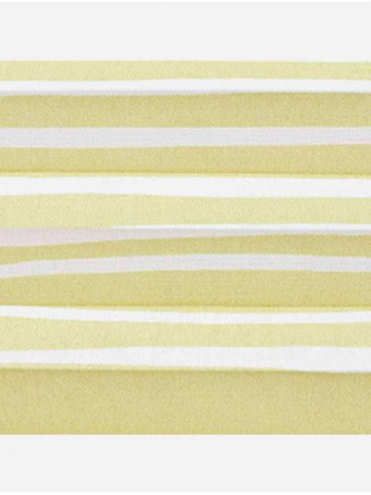 Штора плиссе тканевая Веранда светло-зеленый