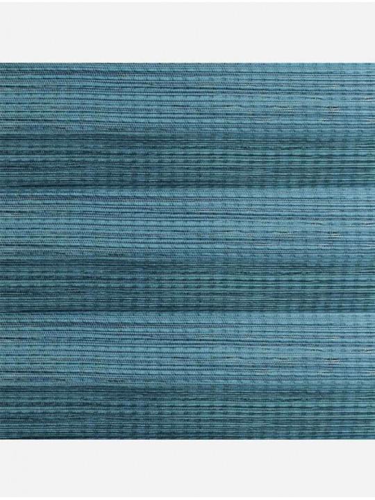 Штора плиссе тканевая Ямайка бирюзовый