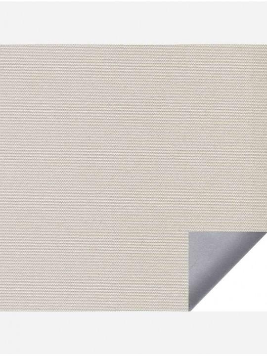 Рулонные тканевые жалюзи Уни-2 Альфа блэкаут бежевый с алюминиевым слоем