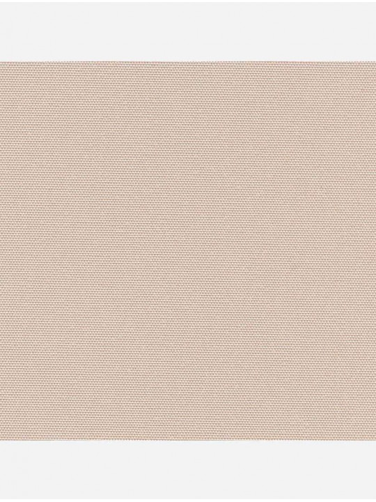 Рулонные тканевые жалюзи Уни-1 Альфа блэкаут темно-бежевый