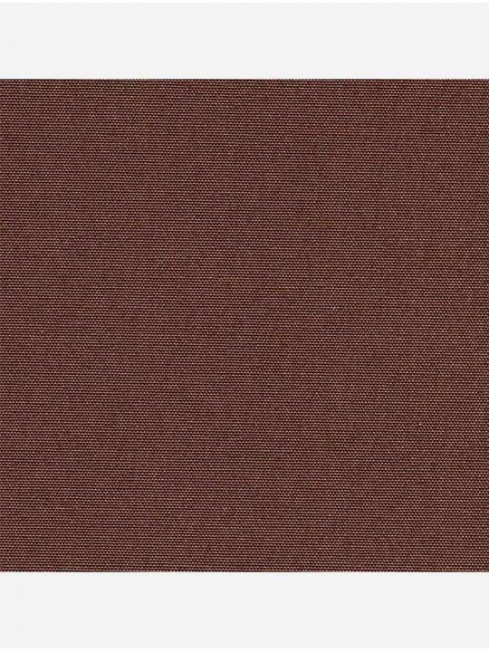 Минирулонные тканевые жалюзи Альфа темно-коричневый