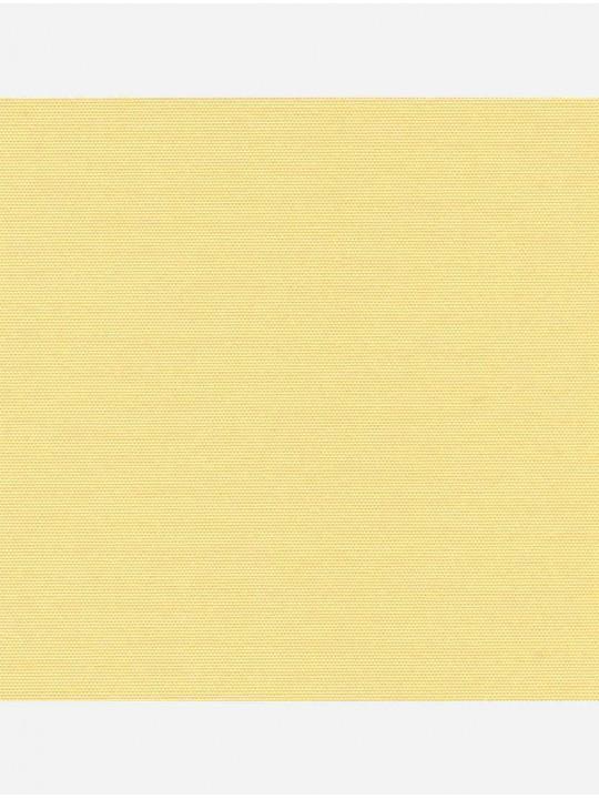 Рулонные тканевые жалюзи Уни-1 Альфа желтый