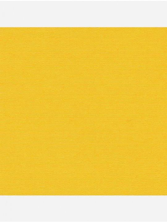 Рулонно-кассетные жалюзи Uni-2 с пружиной Альфа ярко-желтый