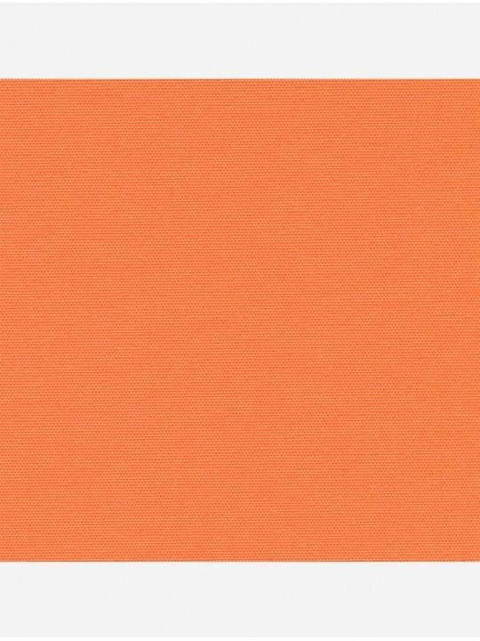 Минирулонные тканевые жалюзи Альфа оранжевые