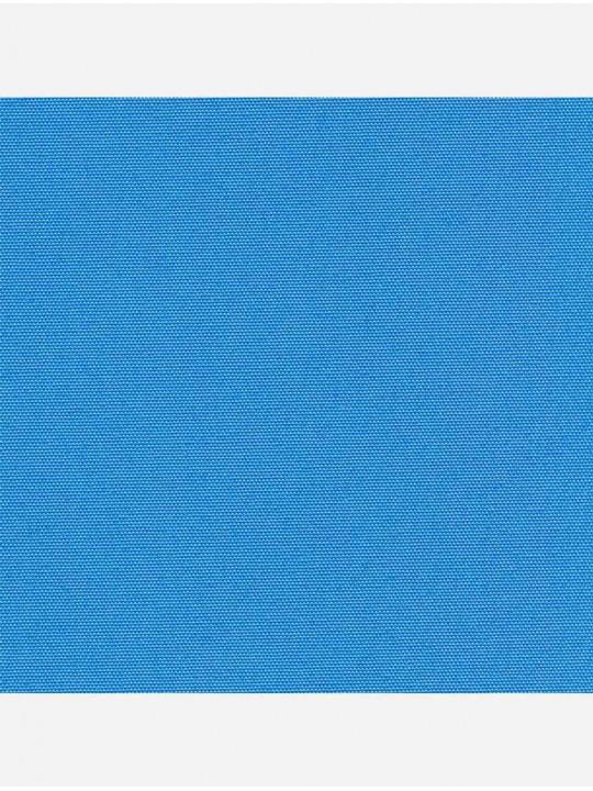 Рулонно-кассетные жалюзи Uni-2 с пружиной Альфа синие