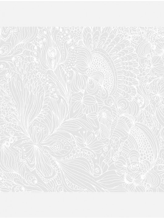 Минирулонные тканевые жалюзи Авенсис белые