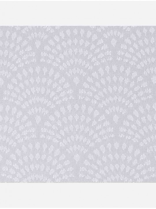Рулонные тканевые жалюзи Уни-1 Ажур светло серые