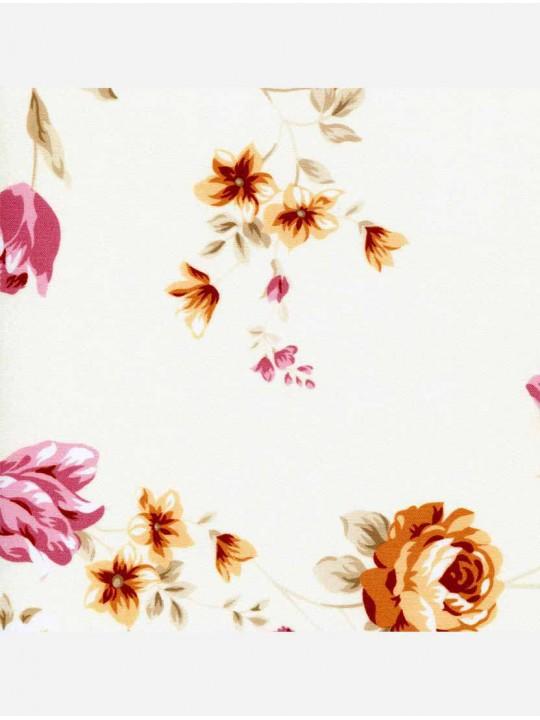 Рулонные тканевые жалюзи Уни-1 Болгарская роза розовый