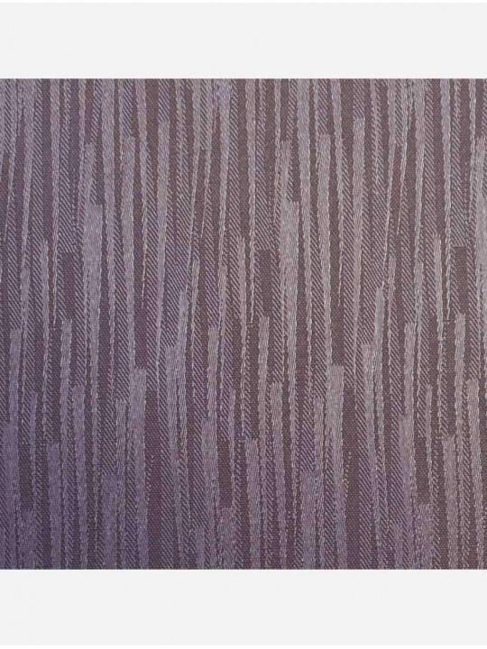 Минирулонные тканевые жалюзи Эльба коричневые