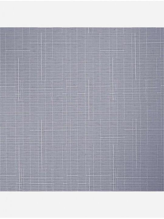 Рулонные тканевые жалюзи Уни-1 Крис светло-серый