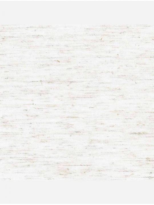 Минирулонные тканевые жалюзи Лён белые