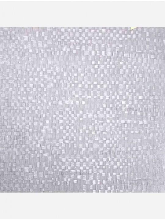 Минирулонные тканевые жалюзи Манила светло-серый