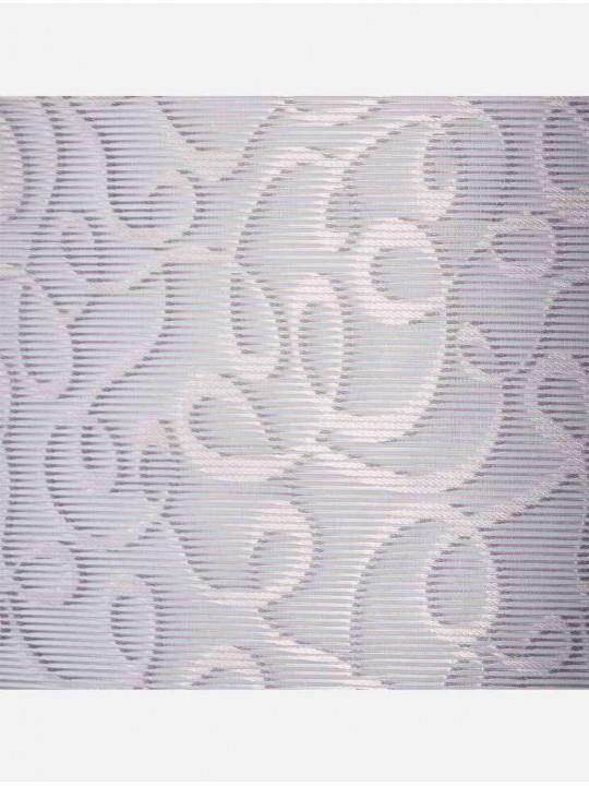 Рулонные тканевые жалюзи Уни-1 Вальс серый