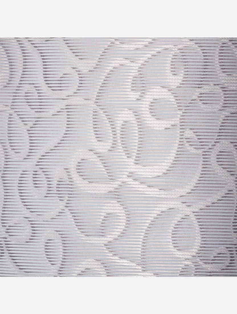 Минирулонные тканевые жалюзи Вальс серый