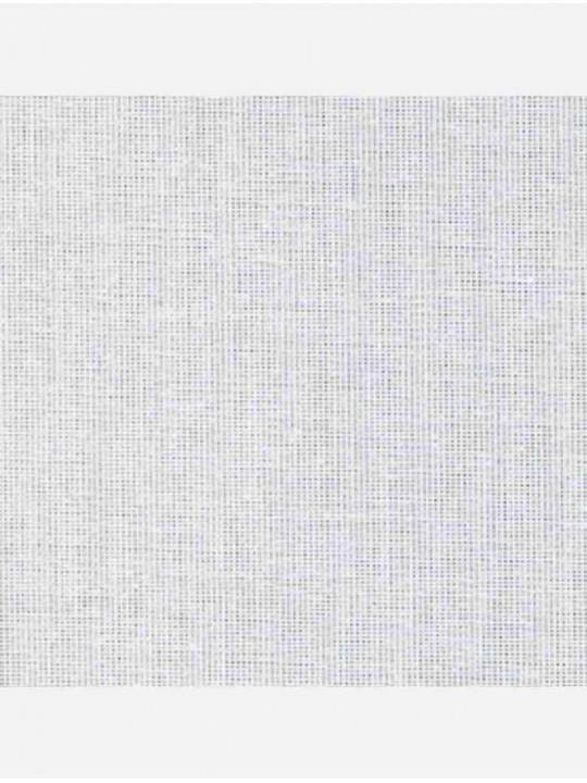 Минирулонные тканевые жалюзи Вуаль белые