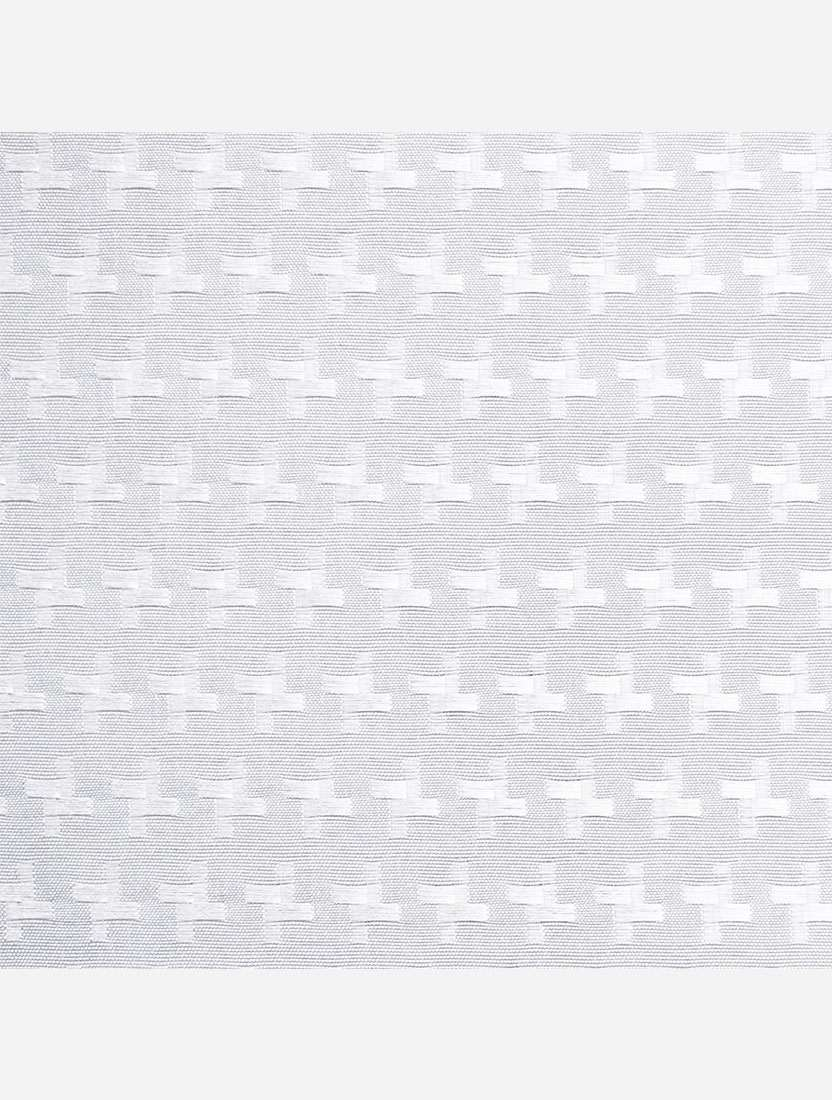 Минирулонные тканевые жалюзи Марципан белый