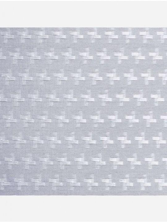 Минирулонные тканевые жалюзи Марципан светло-серый