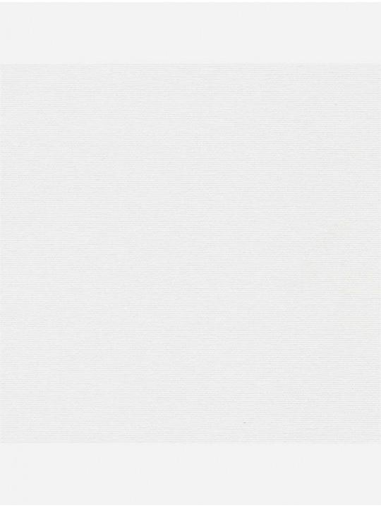 Минирулонные тканевые жалюзи Омега FR блэкаут белый