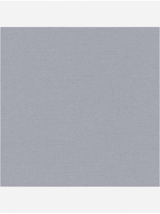 Минирулонные тканевые жалюзи Омега FR блэкаут серый