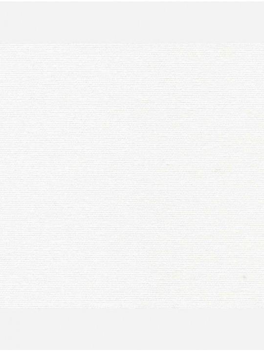 Рулонные тканевые жалюзи Уни-1 Омега блэкаут белый