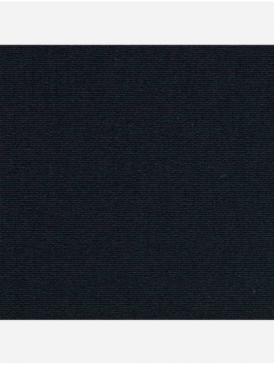 Минирулонные тканевые жалюзи Омега блэкаут черный