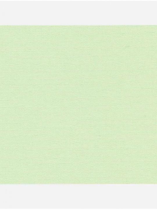 Минирулонные тканевые жалюзи Омега светло-зеленый