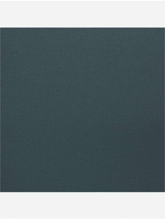 Минирулонные тканевые жалюзи Омега темно-зеленый