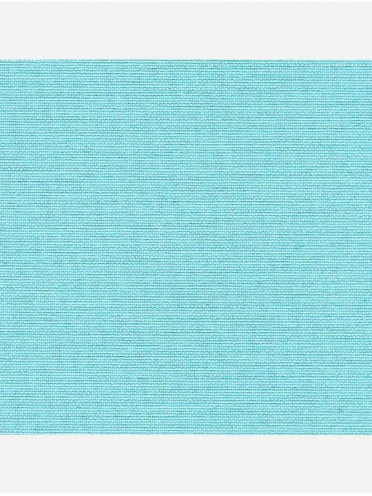 Рулонные тканевые жалюзи Уни-1 Омега бирюзовый
