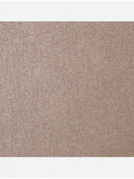 Минирулонные тканевые жалюзи Перл светло-коричневый