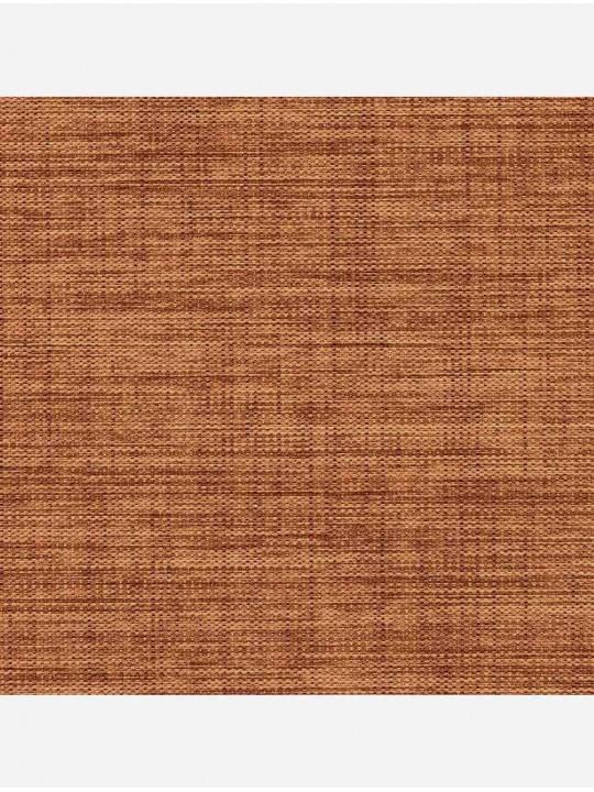 Минирулонные тканевые жалюзи Пуэбло блэкаут коричневый