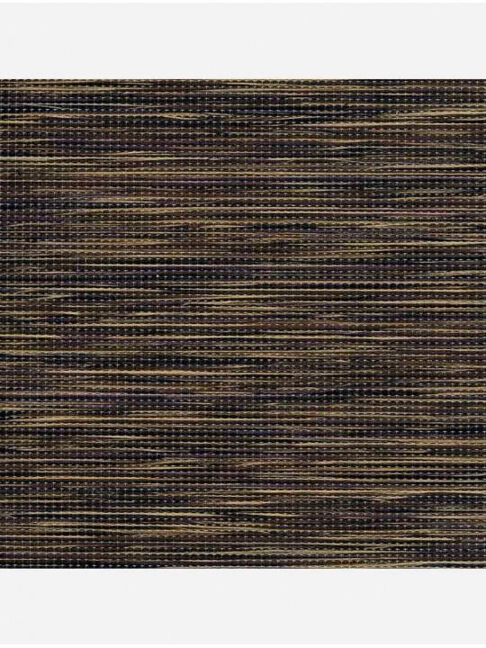 Минирулонные тканевые жалюзи Сафари коричневый