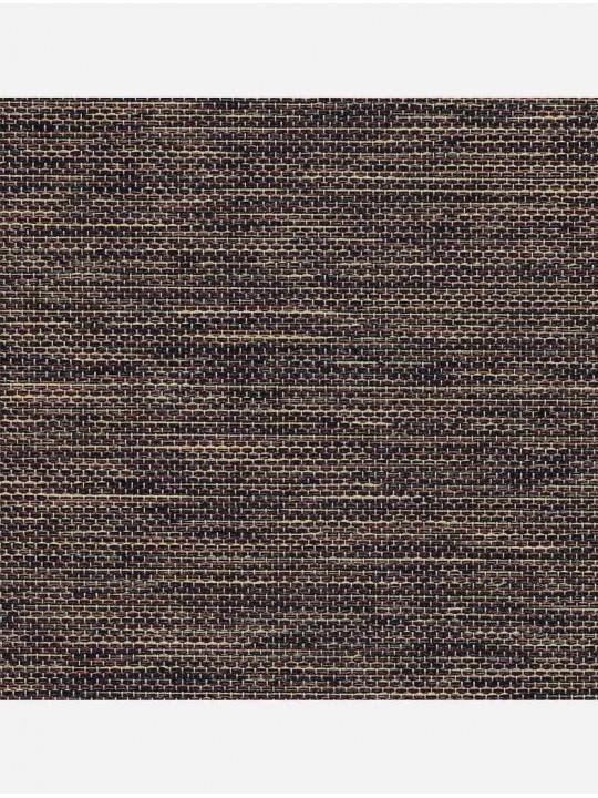 Минирулонные тканевые жалюзи Сатара коричневый