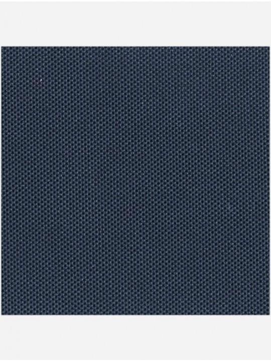 Рулонные тканевые жалюзи Уни-1 Сатин блэкаут темно-синий