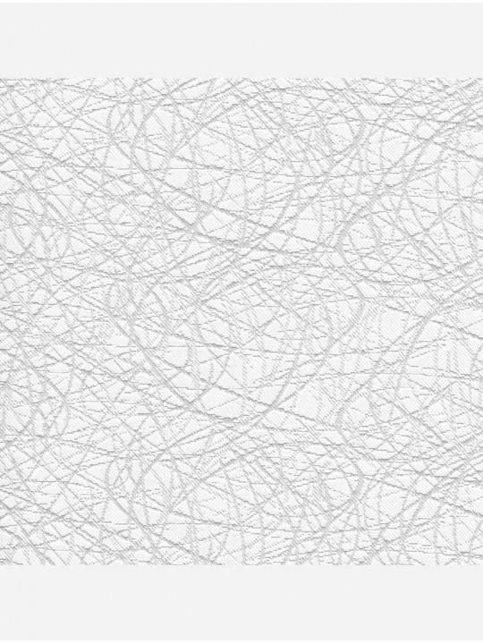 Рулонные жалюзи МИНИ Сфера блэкаут белый