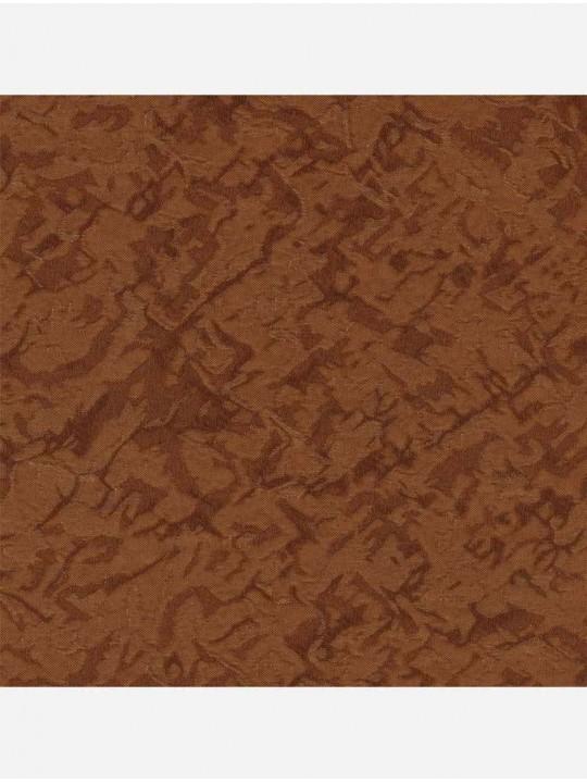 Минирулонные тканевые жалюзи Шёлк коричневый