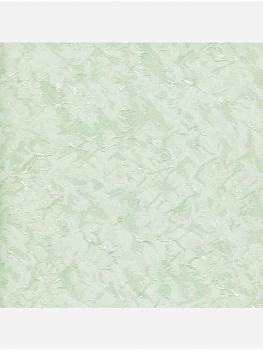 Рулонно-кассетные жалюзи Uni-2 с пружиной Шёлк светло-зеленый