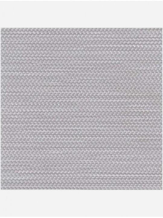 Минирулонные тканевые жалюзи Юта светло-серый