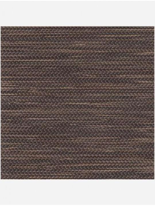 Рулонные тканевые жалюзи Уни-2 Юта блэкаут коричневый