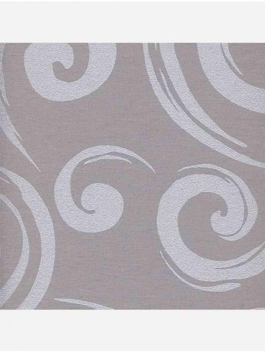 Рулонные тканевые жалюзи Уни-1 Анжу светло-серый
