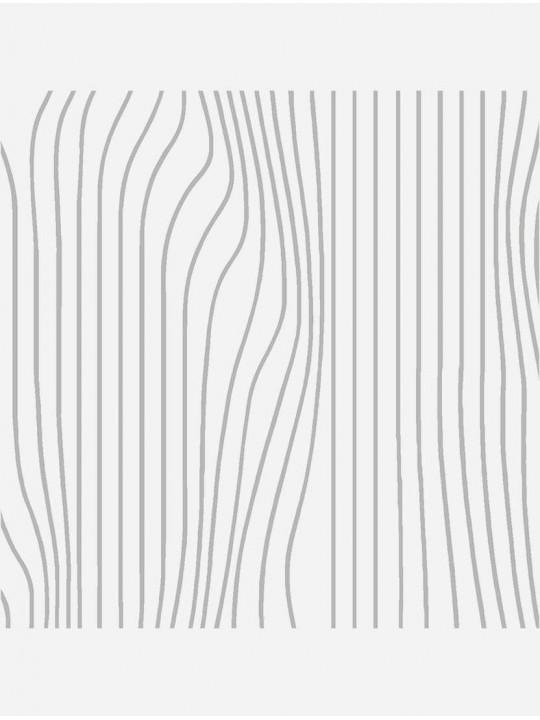 Минирулонные тканевые жалюзи Даллас белый