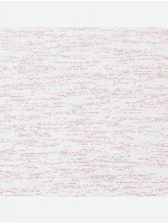 Минирулонные тканевые жалюзи Глиттер белый