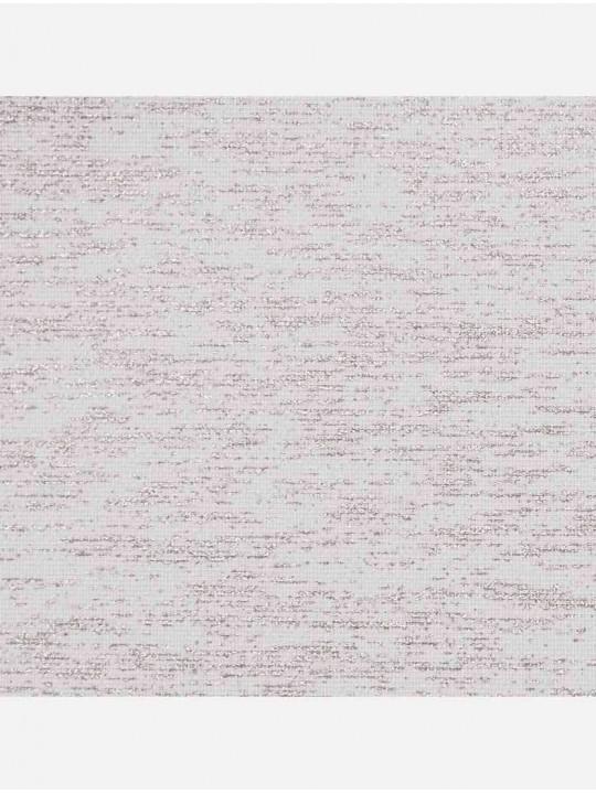 Минирулонные тканевые жалюзи Глиттер серый