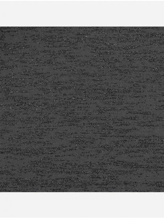 Рулонные тканевые жалюзи Уни-1 Глиттер графит