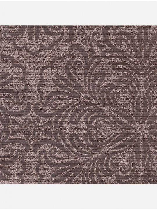 Минирулонные тканевые жалюзи Калипсо коричневый