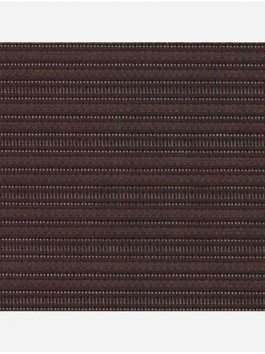 Рулонные тканевые жалюзи Уни-1 Пальма коричневый