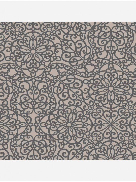 Рулонные тканевые жалюзи Уни-2 Самира коричневый