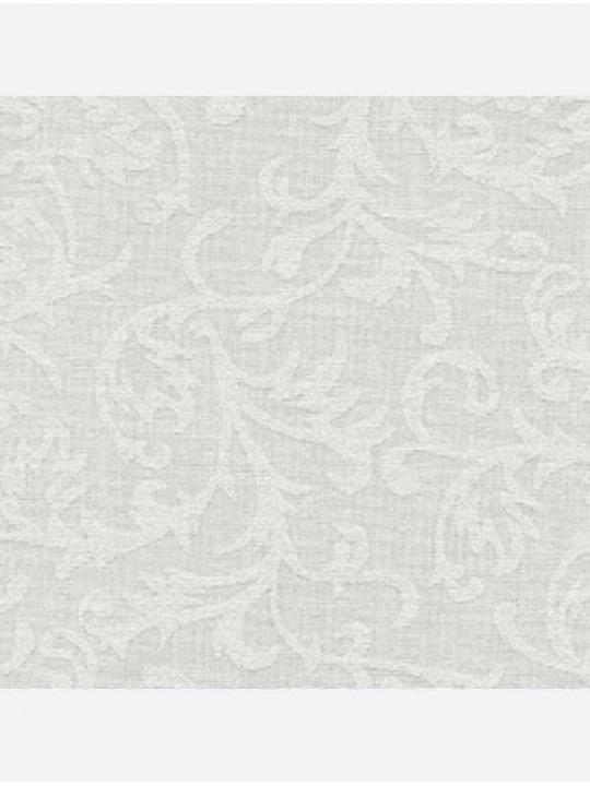 Минирулонные тканевые жалюзи Шато белый