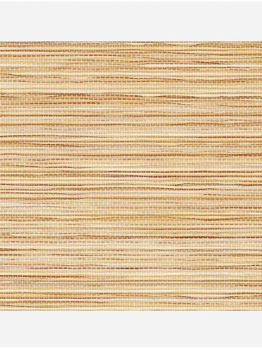 Минирулонные тканевые жалюзи Шикатан чайная церемония бежевый