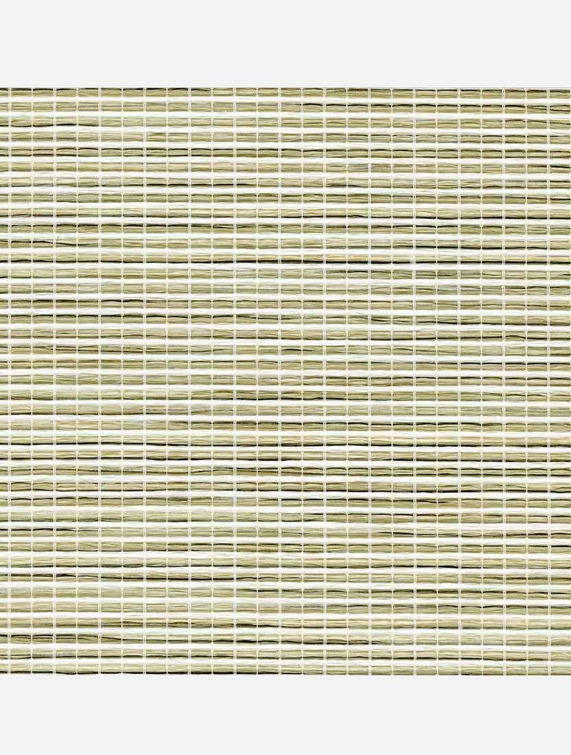 Рулонные тканевые жалюзи Уни-1 Шикатан путь светло-зеленый